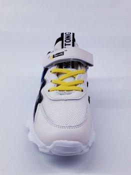 Кросівки Angel 200-131 молочний з жовтим