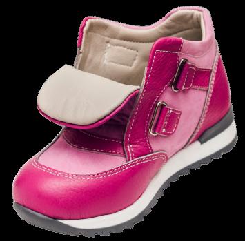 Ортопедичні кросівки для дівчинки 4Rest-Orto 06-554 Рожеві