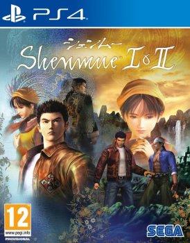 Shenmue 1 & 2 - английская версия (Sony PlayStation 4 ,Английская версия)