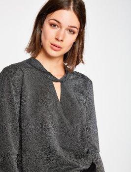 Блузка Koton 8KAK13665GK-039 Grey
