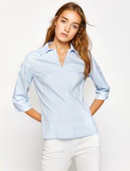 Блузка Koton 8KAK66523OW-610 Lblue
