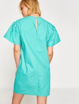 Платье Koton 8KAK88100PW-607 Turquoise