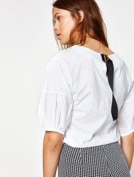 Блузка Koton 8KAK13147EK-000 White