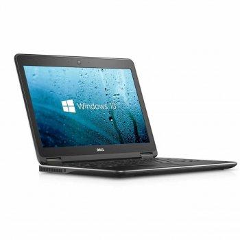 Б/в Ноутбук Dell Latitude E7250 / Intel Core i7 (5 покоління) / 4 Гб / 128 Гб / Клас B