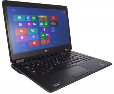 Б/в Ноутбук Dell Latitude E7440 / Intel Core i5 (4 покоління) / 4 Гб / 320 Гб / Клас B