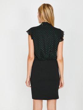 Платье Koton 8YAK84702FW-750 Green