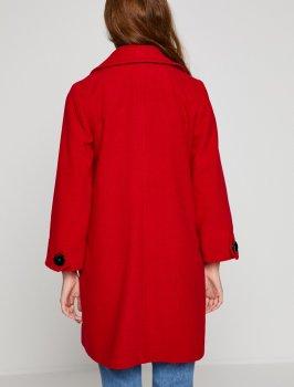 Пальто Koton 8YAK06403EW-420 Red