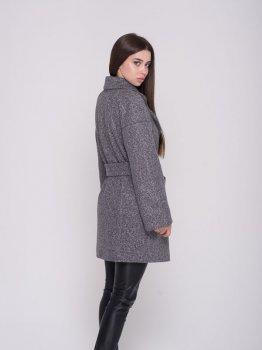 Пальто Santali 4164-2 Серое