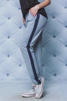 Спортивні штани Versal 01882 Світло-сірі