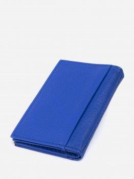 Визитница ST Leather Accessories 19219 Синяя