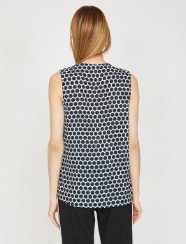 Блузка Koton 8YAK63466EW-C97 Black Design