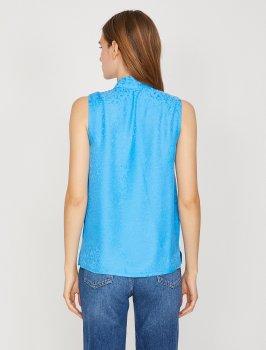 Блузка Koton 8YAK68116PW-610 Lblue