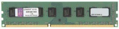 Оперативна пам'ять Kingston DDR3-1600 8192MB PC3-12800 (KVR16N11H/8)