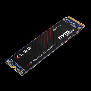SSD PNY M. 2 500GB TLC (M280CS3030-500-RB)