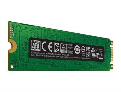 SSD накопичувач 1TB Samsung 860 EVO M. 2 2280 SATAIII MLC (MZ-N6E1T0BW)