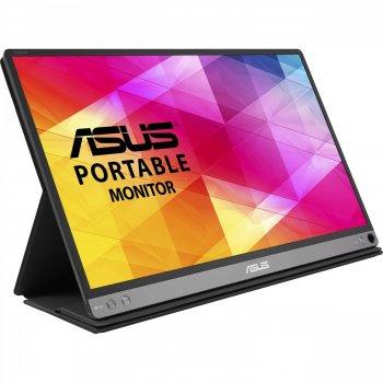 """Монітор Asus 15.6"""" MB16AP IPS Dark Gray (90LM0381-B02170)"""