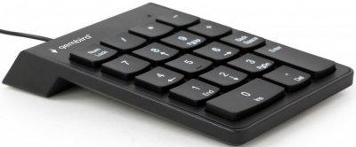 Клавіатура дротова Gembird KPD-U-02 USB