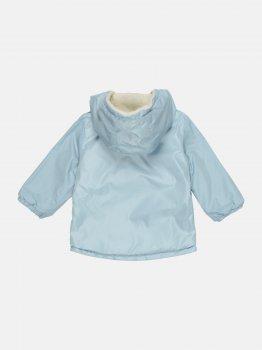 Ветровка Одягайко 24095 Светло-голубая