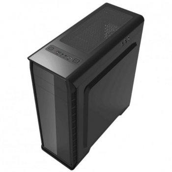Корпус GameMax Pardo Black, без БП, ATX/Mini-ITX/microATX, 400х185х470 мм, 4.7кг