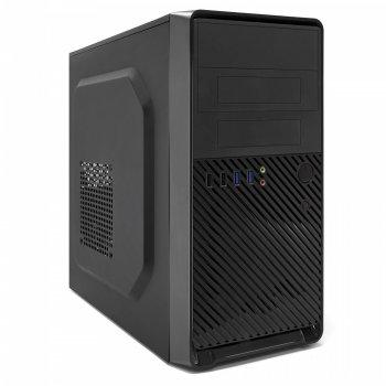 Корпус Crown CMC-4103 black Miditower с БП CM-PS500office