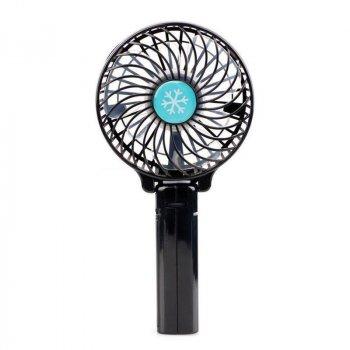 Вентилятор ручної акумуляторний RIAS HF-308 Black (2_003456)
