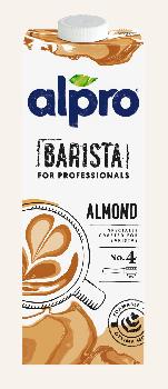Миндальное молоко Alpro Barista for Professionals (1 л)