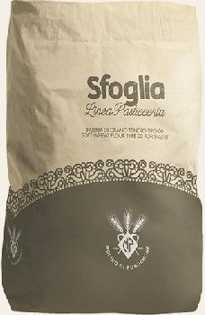 Итальянская мука Molino di Pordenone Sfoglia e lievitati (25 кг)