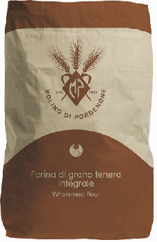 Итальянская мука Molino di Pordenone INTEGRALE (25 кг)