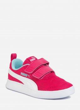 Кросівки Puma Courtflex v2 Mesh V PS 37175802 Рожеві
