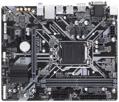 Материнська плата Gigabyte H310M S2H Socket 1151
