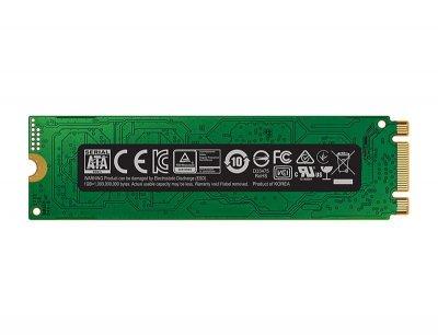 Накопичувач SSD 1TB Samsung 860 EVO M. 2 2280 SATAIII MLC (MZ-N6E1T0BW)