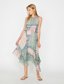 Сарафан Koton 8YAK83388EW-A04 Pink Design