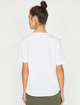 Блузка Koton 8YAK68470PW-000 White
