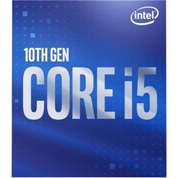 Процесор Intel Core i5-10600K 4.1 GHz/12MB (BX8070110600K) s1200 BOX