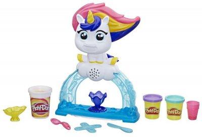 Игровой набор Play-Doh Мороженое с единорогом (E5376)