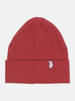 Демисезонная шапка Dembohouse Сулейман 21.02.002 52-54 см Бордовая (2210200252163)