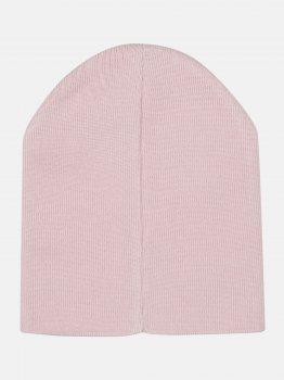 Демисезонная шапка Elf-kids Джади 54-56 см Розовая (ROZ6400046115)