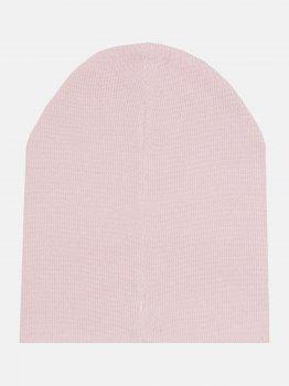 Демисезонная шапка Elf-kids Сара 50-52 см Розовая (ROZ6400046257)