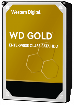 "Жорсткий диск Western Digital Gold Enterprise Class 14TB 7200rpm 512MB WD141KRYZ 3.5"" SATA III"