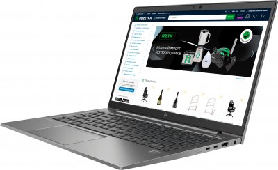 Ноутбук HP ZBook Firefly 14 G8 (1A2F1AV_V3) Silver