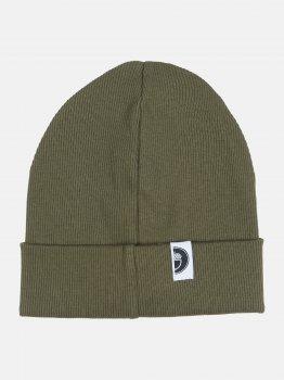 Демисезонная шапка Dembohouse Весна 2021 Сулейман 21.02.002 48-50 см Хаки (2210200248265)