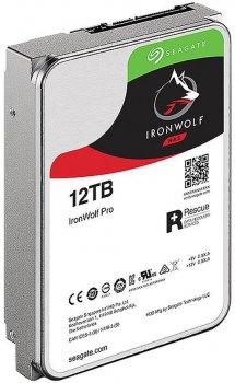 "Жорсткий диск Seagate IronWolf Pro HDD 12TB 7200rpm 256MB ST12000NE0008 3.5"" SATAIII"