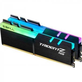 Модуль памяти для компьютера DDR4 64GB (2x32GB) 3200 MHz Trident Z RGB G.Skill (F4-3200C16D-64GTZR)