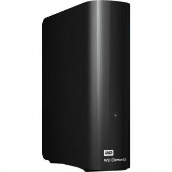 """Зовнішній жорсткий диск 3.5"""" 14TB Western Digital (WDBWLG0140HBK-EESN)"""