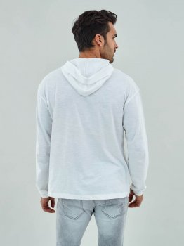 Худі Piazza Italia 27568-13 White