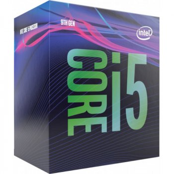 Процесор Intel Core i5-9400 2.9 GHz/8GT/s/9MB (BX80684I59400) s1151 BOX