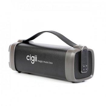 Портативна bluetooth колонка Cigii F52 Speaker Black