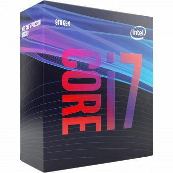 Процессор Intel Core i7 9700F 3.0GHz (12MB, Coffee Lake, 65W, S1151) Box (BX80684I79700F)
