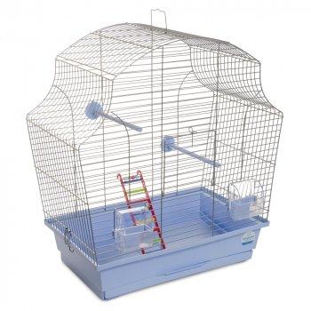 "Клетка для птиц ""Мери"" голубой (4823082414710)"
