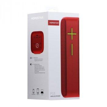 Колонка Hopestar P15 (Красный)